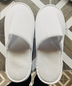 Sublimation slippers