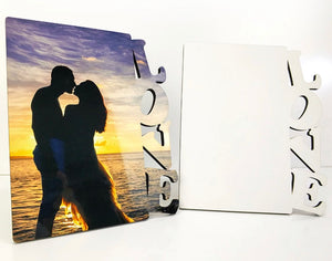 Love Photo Panel (With Stand)