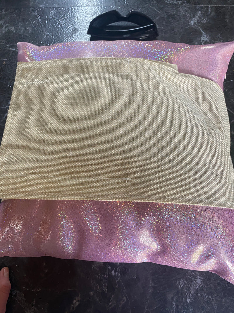 Linen Pillow Wrap (Cummerbund)