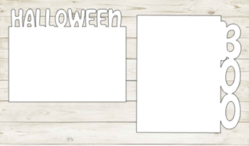 Halloween Photo Panel