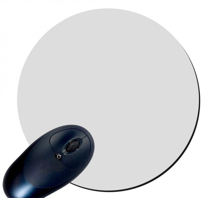 8 Inch Circle Mouse Pad