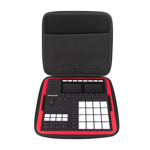 Native Instruments Maschine Plus Case - Open With Drum Machine