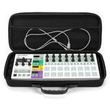 Arturia BeatStep Pro Travel Case - Case open with controller