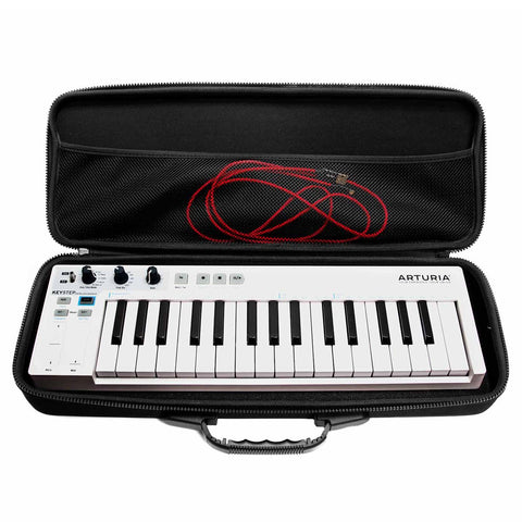 Arturia KeyStep Case - Open With Keyboard