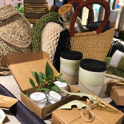 Plastic Free July Pop Up Store by The Ekologi Store