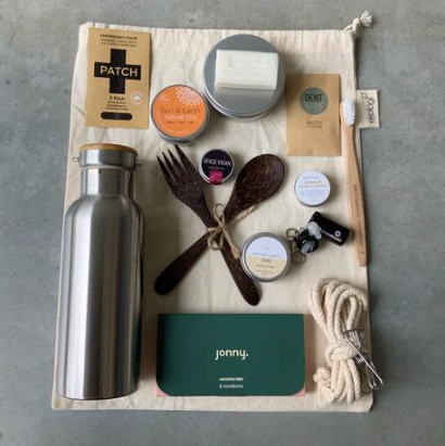 Zero Waste Festival Kit, The Ekologi Store, Australia
