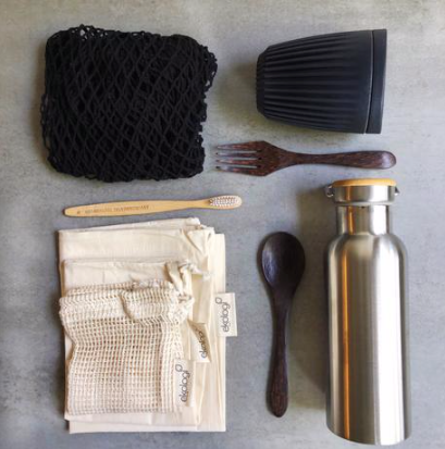 Zero Waste Starter Kit, The Ekologi Store, Australia