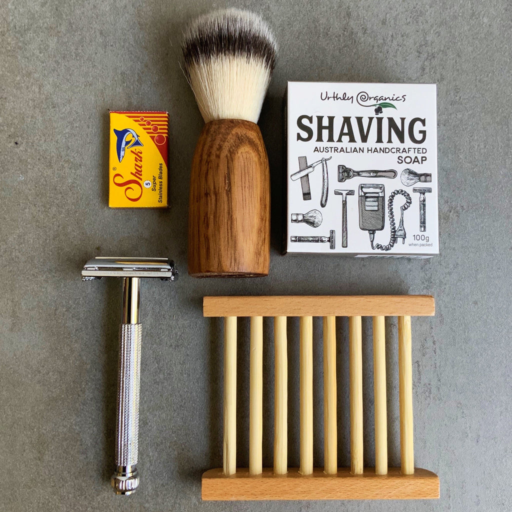 Shaving Soap Bar from The Ekologi Store, Sydney, Australia