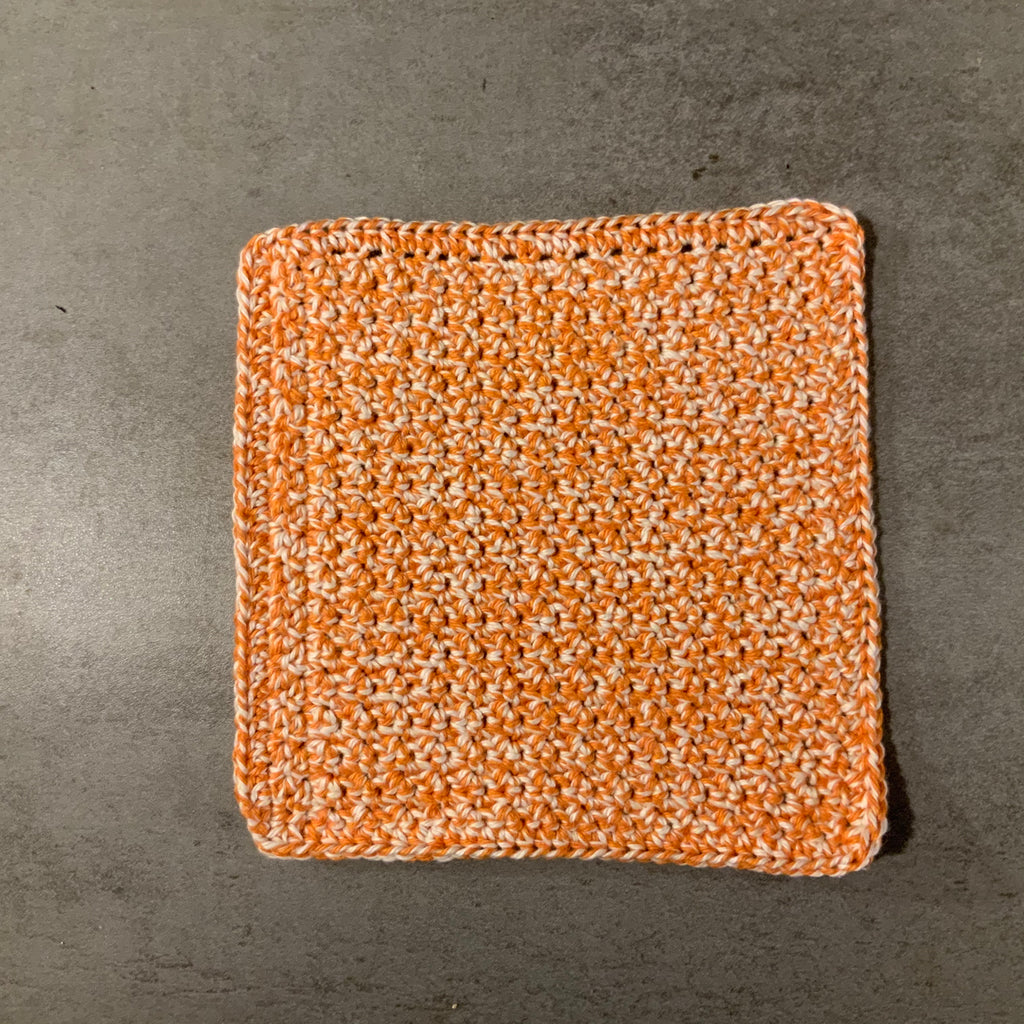 Cotton Kitchen Dish Cloth Wipes from The Ekologi Store, Sydney, Australia