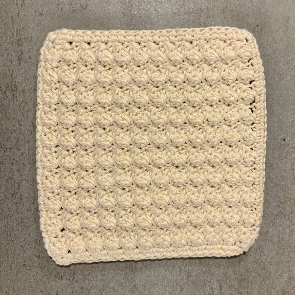 Cotton Dish Cloth Wipe from The Ekologi Store, Sydney, Australia