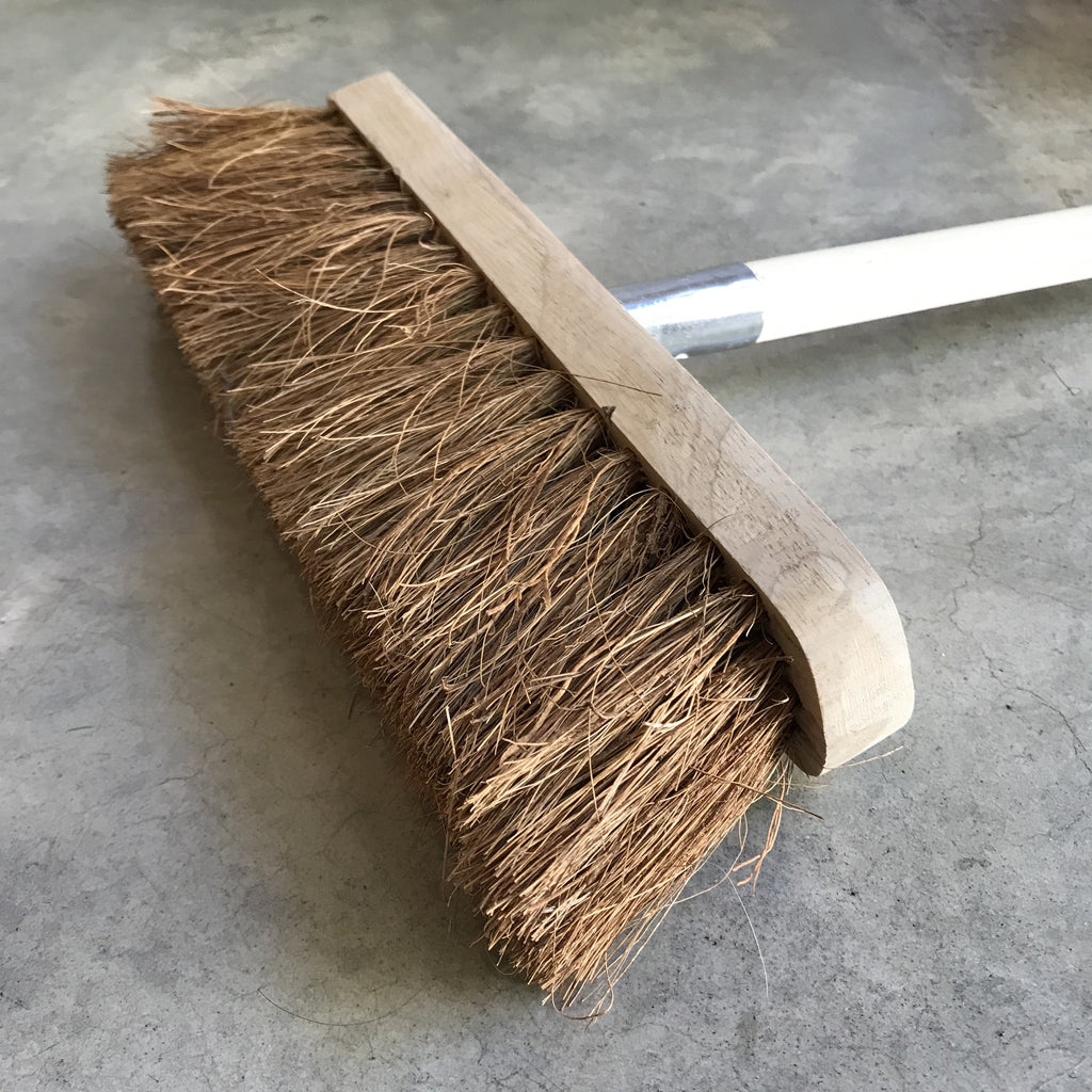 Eco Max Coconut Fibre Broom Replacement Head from The Ekologi Store, Sydney, Australia