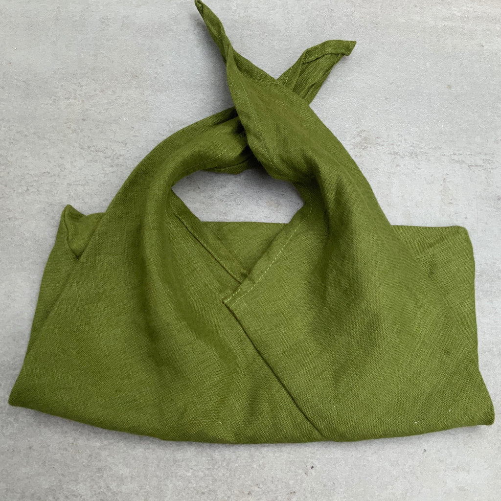 Linen Bento Bag from The Ekologi Store, Sydney, Australia