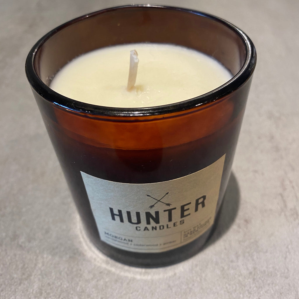 Soy Candle in Glass