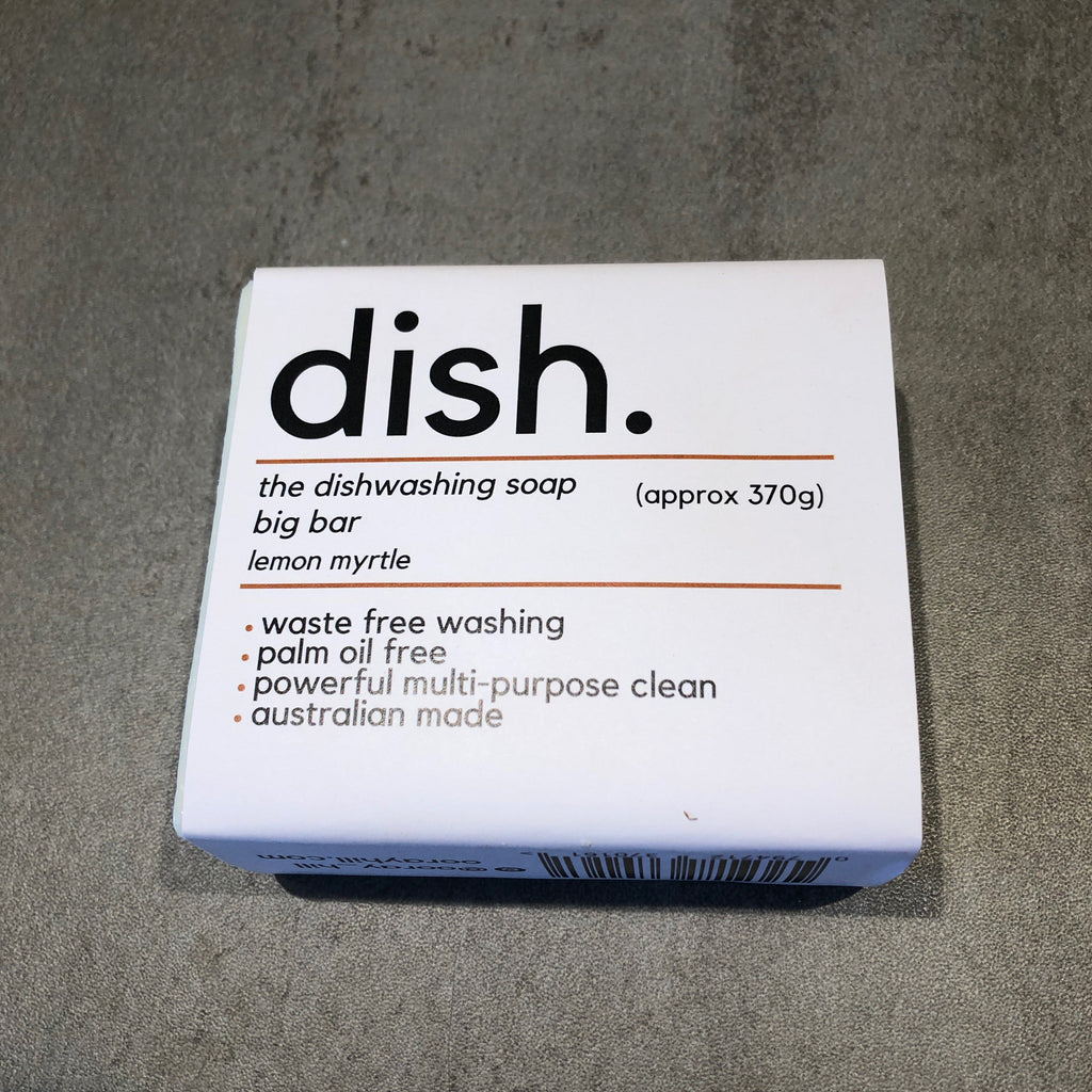 Dish Soap Bar - lemon myrtle