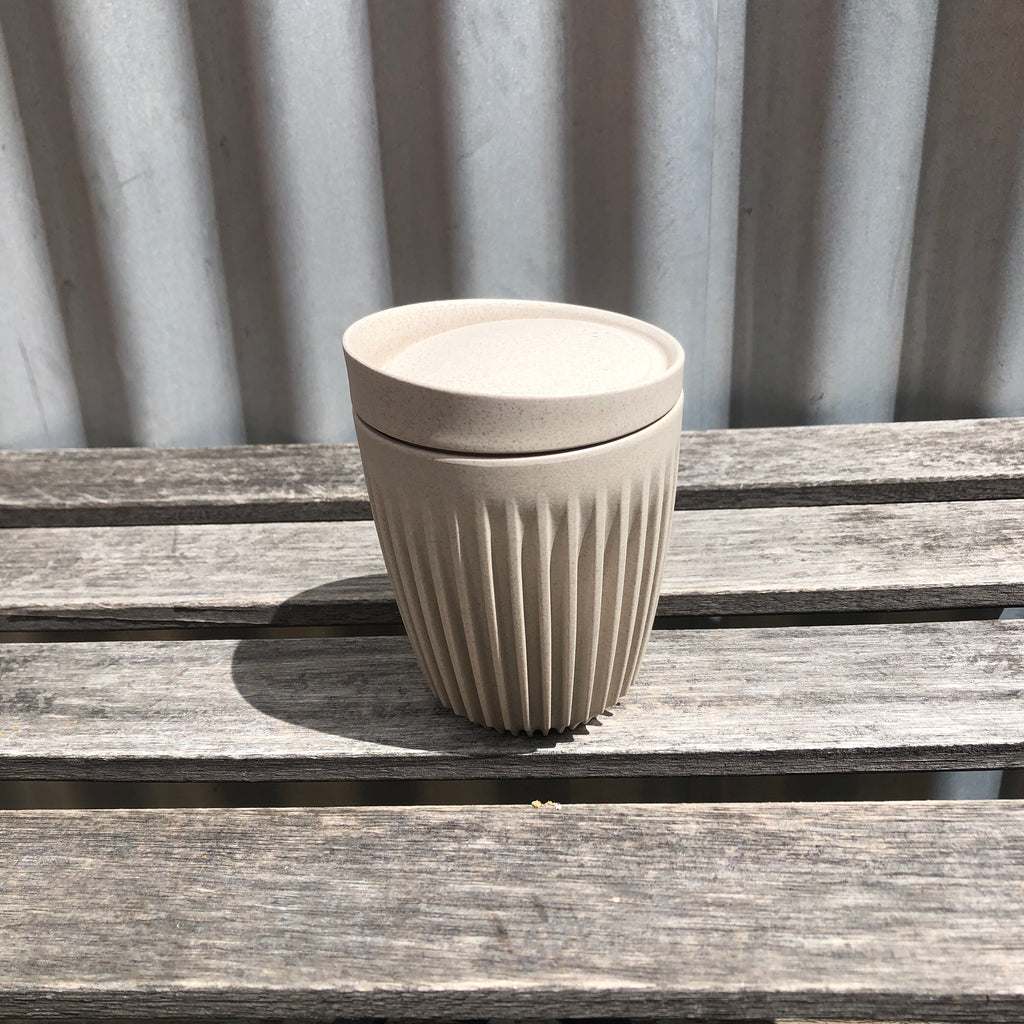 8 oz Natural Huskee Cups from Asiki, Erskineville, Sydney, Australia