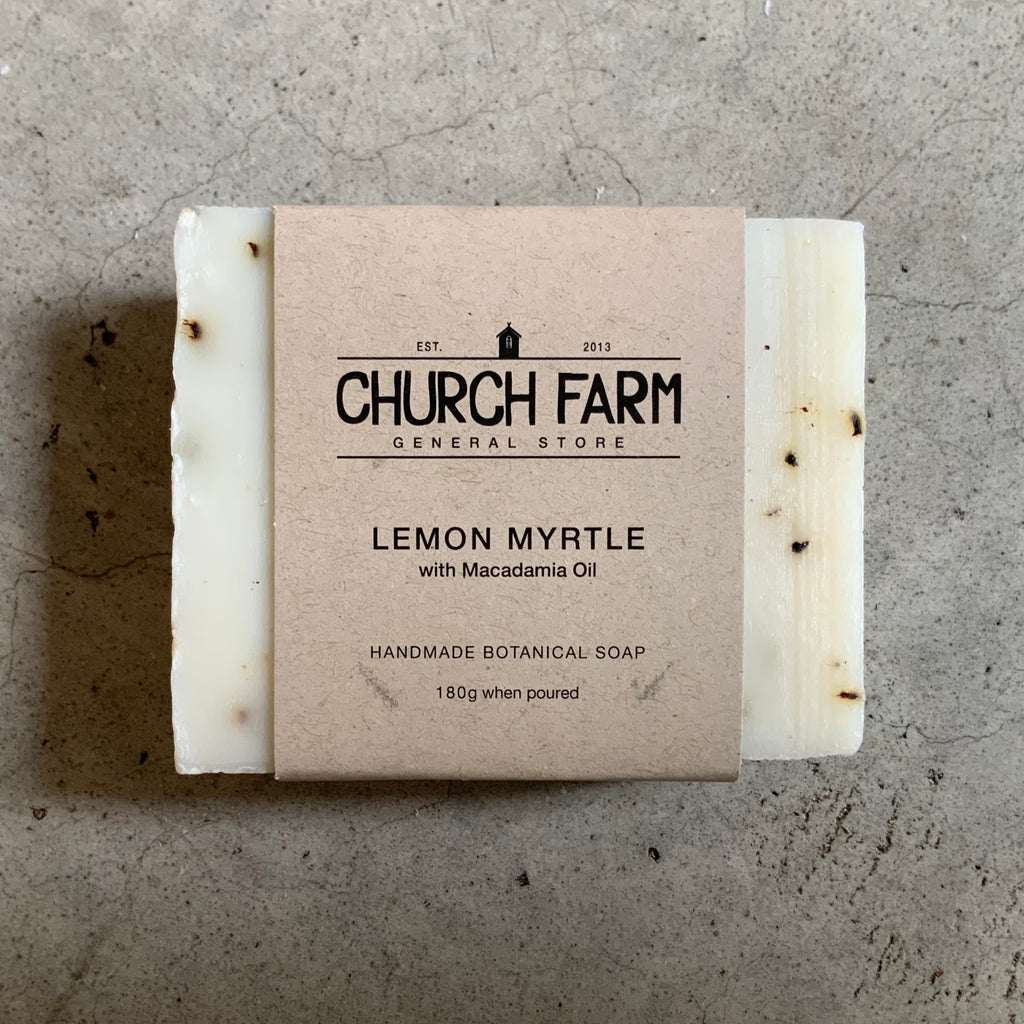 Church Farm Soap from Asiki, Sydney, Australia