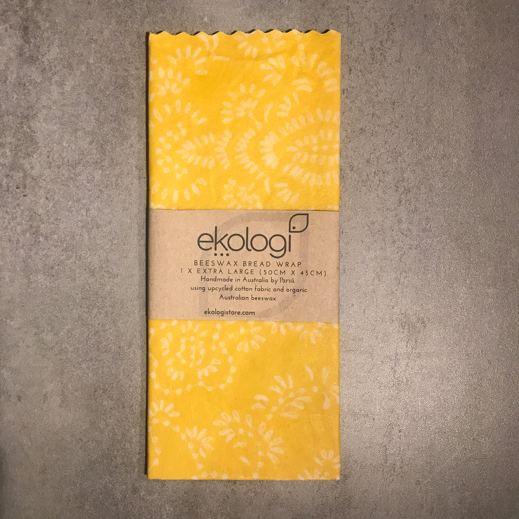 Beeswax Bread Wraps