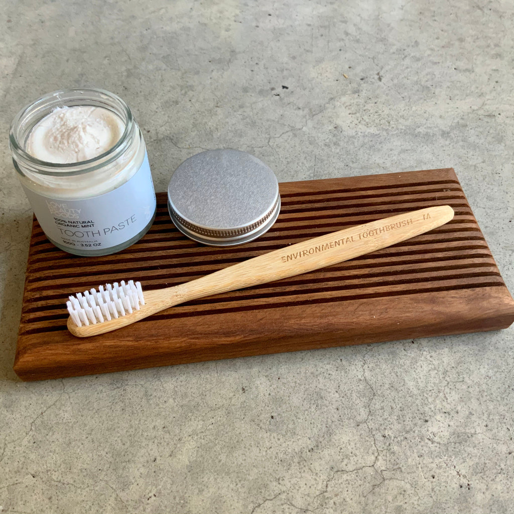Handcrafted Wooden Soap Dish
