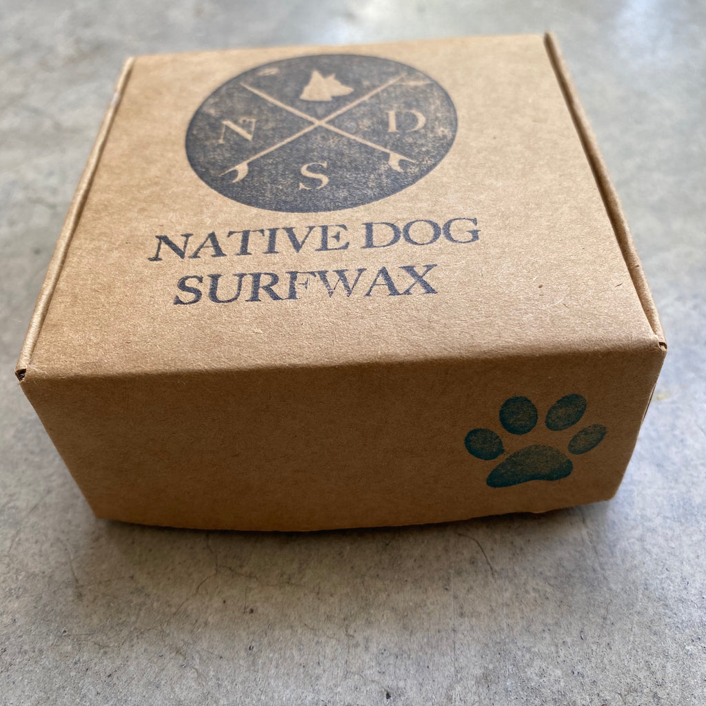Native Dog Surf Wax
