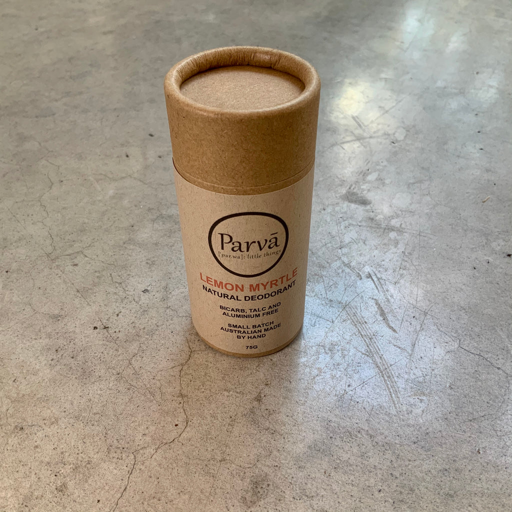 Natural Deodorant in a Tube