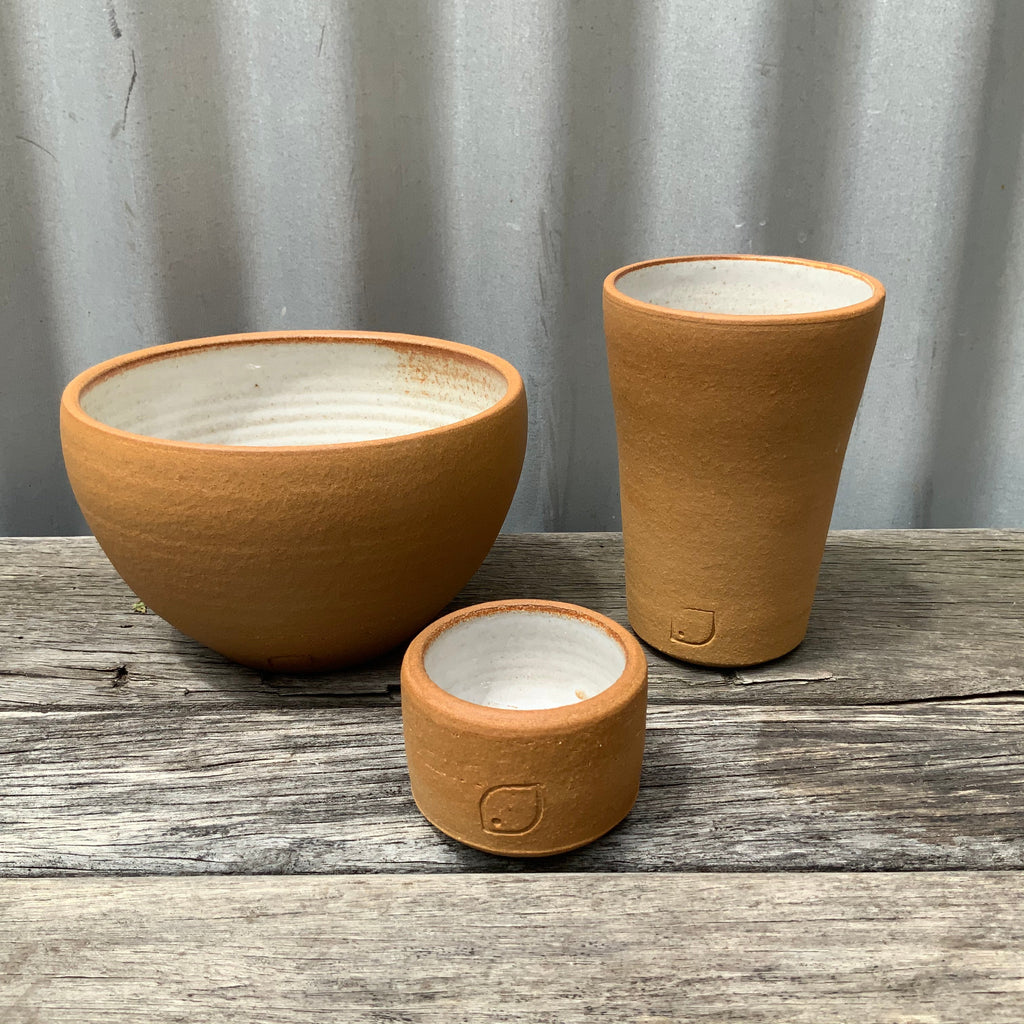 Ceramics handmade in Sydney Australia for The Ekologi Store