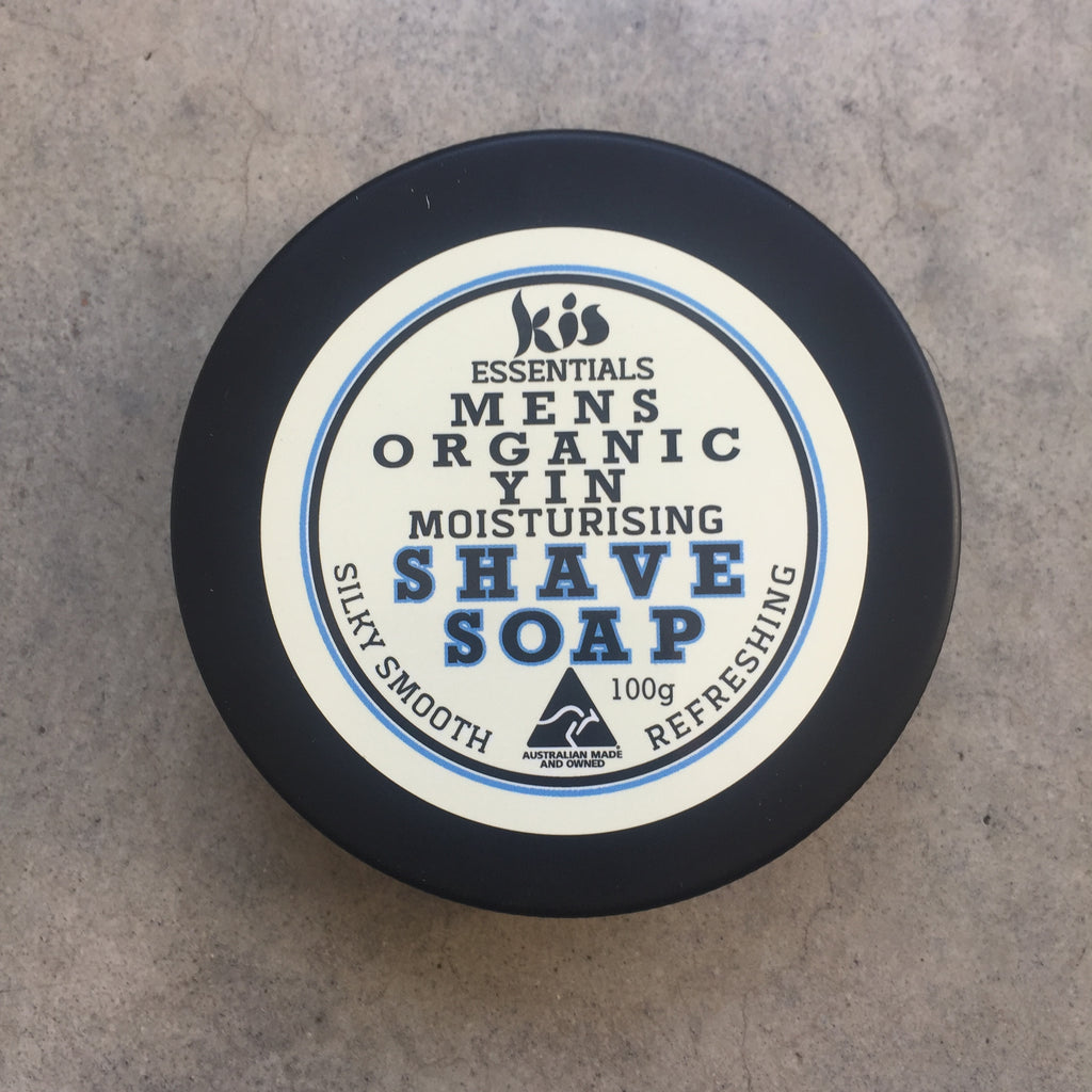 Vegan Shave Soap (approx. 1 yr supply)
