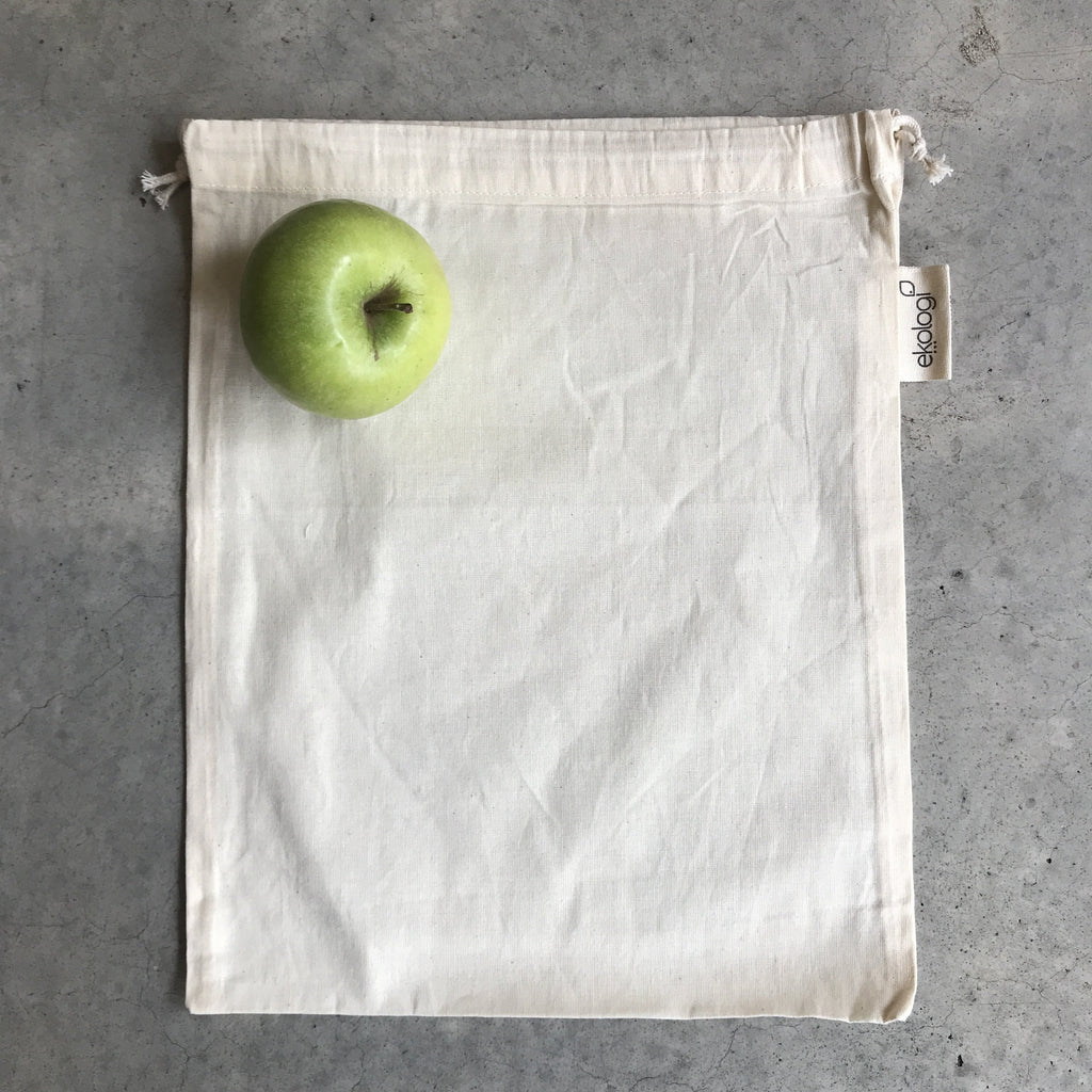 Reusable Cotton Produce Bag, Sydney, Australia