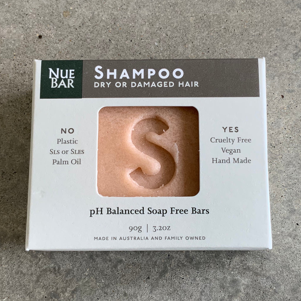New Nuebar Shampoo Bars from The Ekologi Store, Sydney, Australia