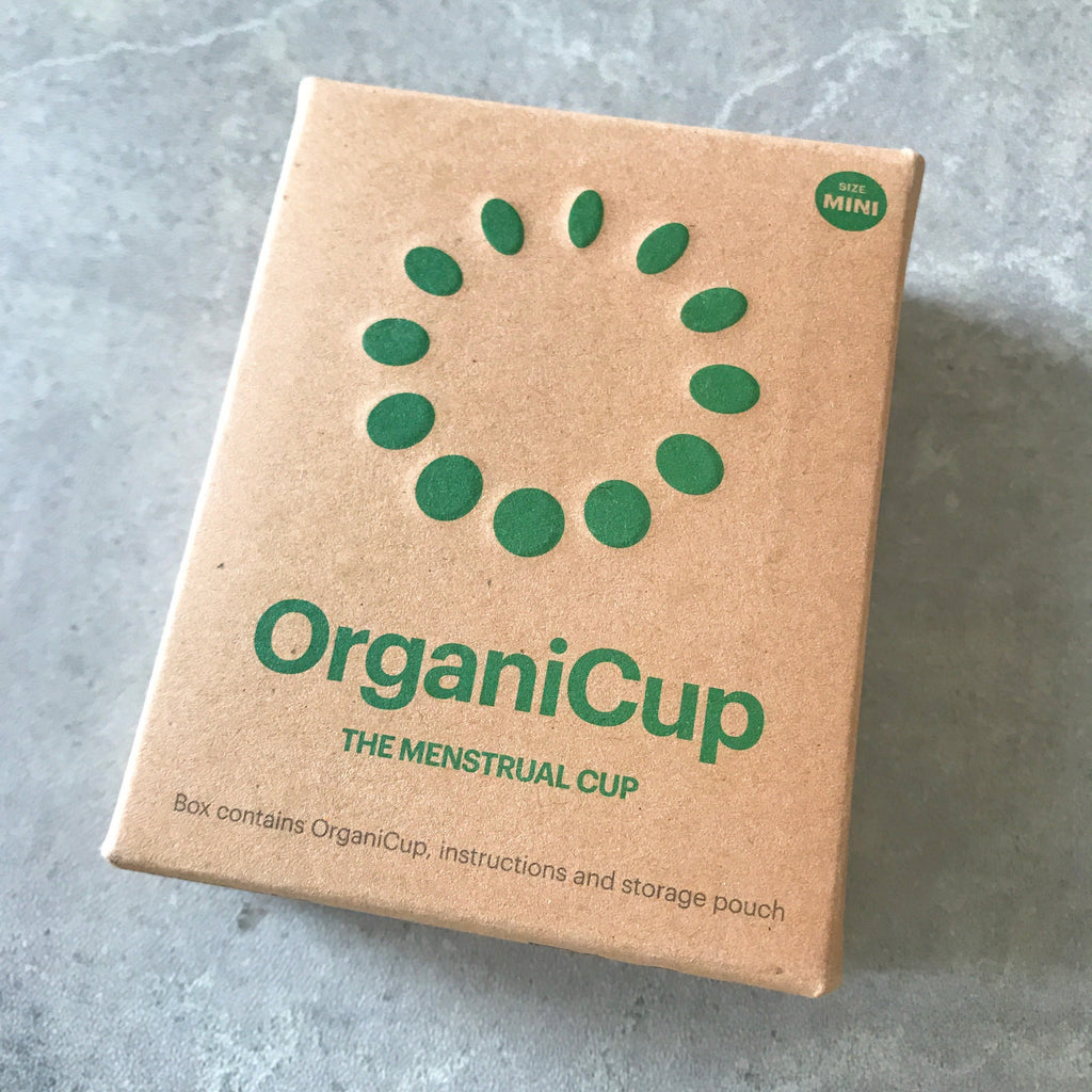 Organicup Menstrual Cup from The Ekologi Store, Sydney, Australia