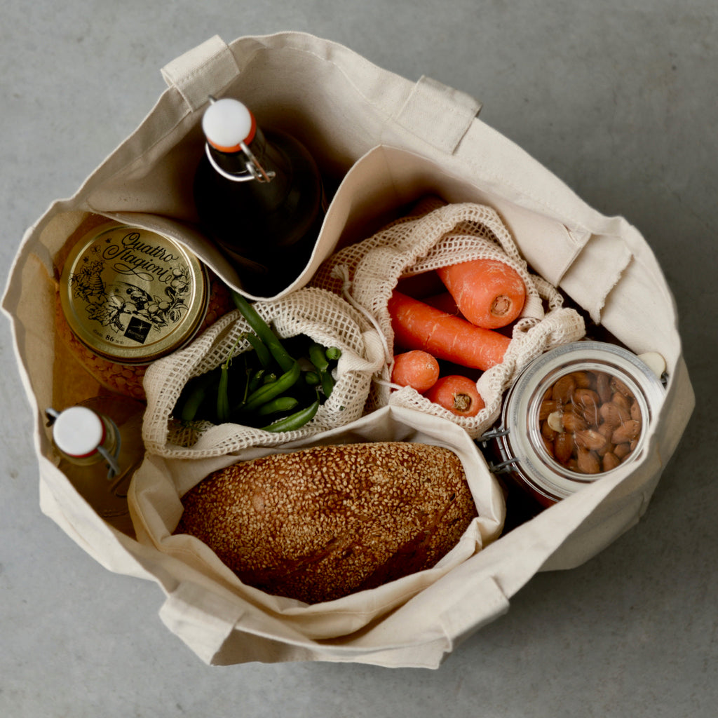 Zero Waste Shopping Kit from Asiki, Sydney, Australia