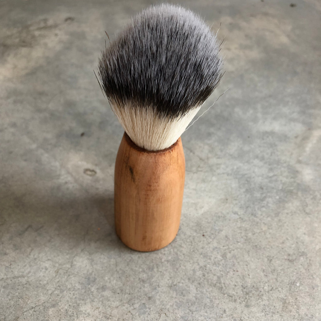Vegan wooden Shaving Brush from The Ekologi Store, Sydney, Australia
