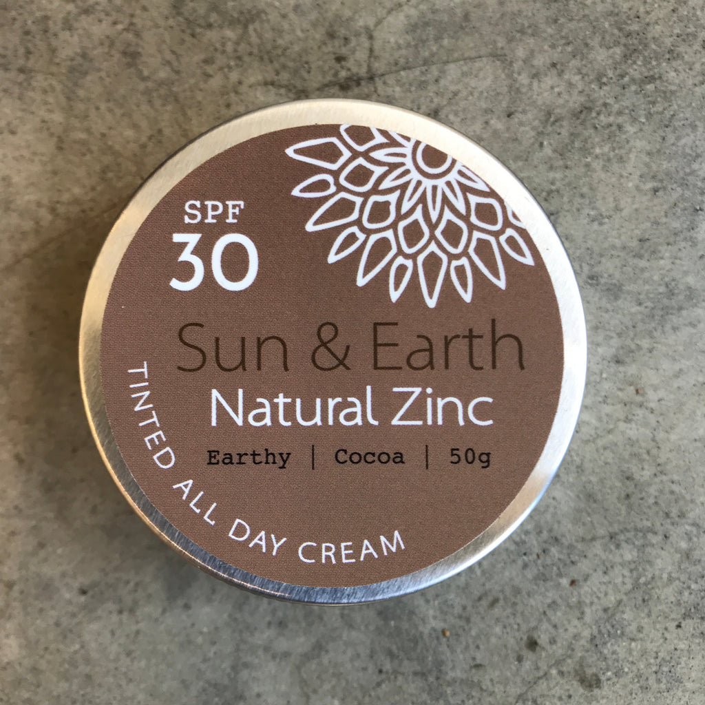 Sun & Earth Natural Zinc from The Ekologi Store, Sydney, Australia
