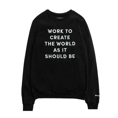 Create World Crewneck