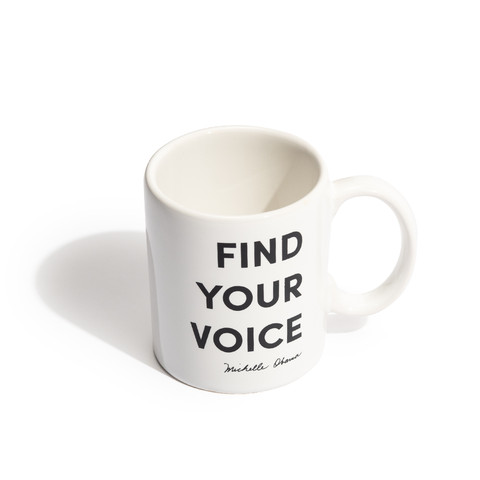 Find Your Voice Mug