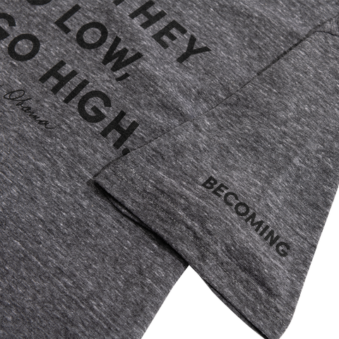 Low, High Heather T-shirt