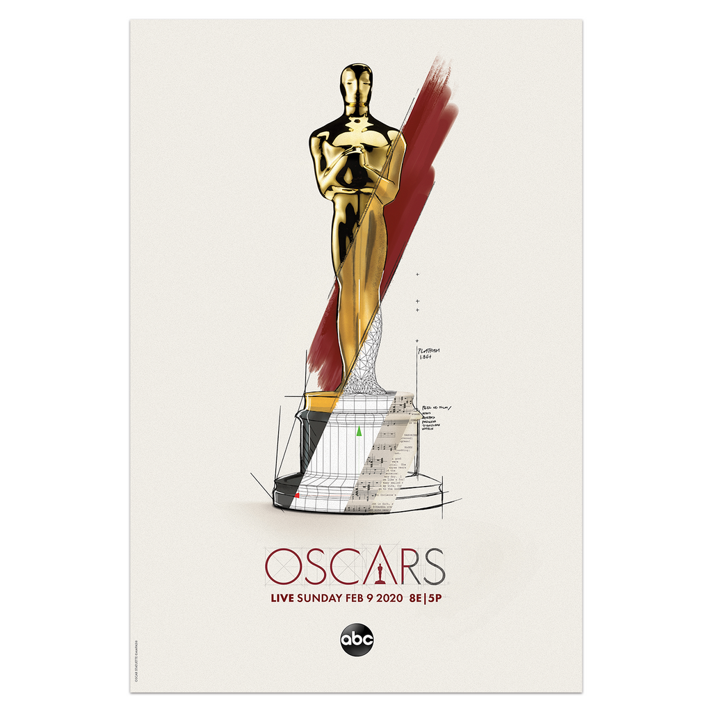 Image result for 92nd academy awards poster