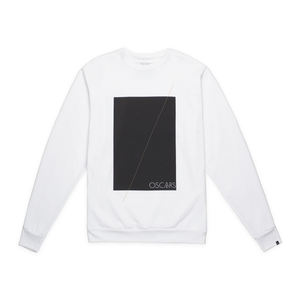 Oscars Color Block Crewneck Sweatshirt