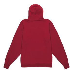 Oscar Red Pullover Logo Hoodie