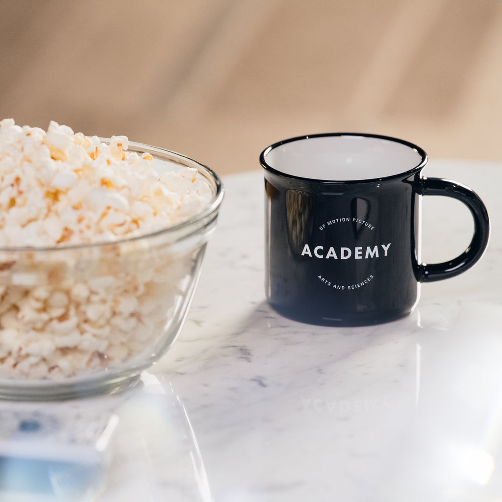 Academy Distressed Ceramic Mug