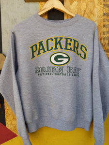 Retro US  Green bay Packers sweatshirt XS