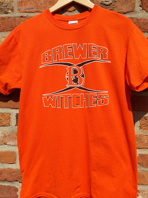 Retro Brewer Witches t-shirt M