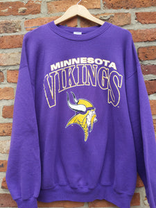 Minnesota Vikings sweatshirt XL