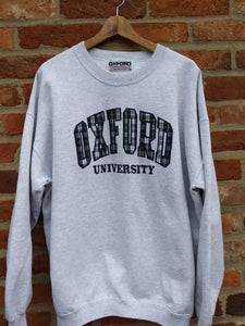 Retro Oxford university XL