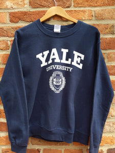 US YALE UNIVERSITY SWEATSHIRT S