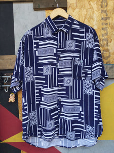 Cool Retro Ouch! Short sleeve shirt L