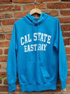 Retro Cal state East bay hoodie S