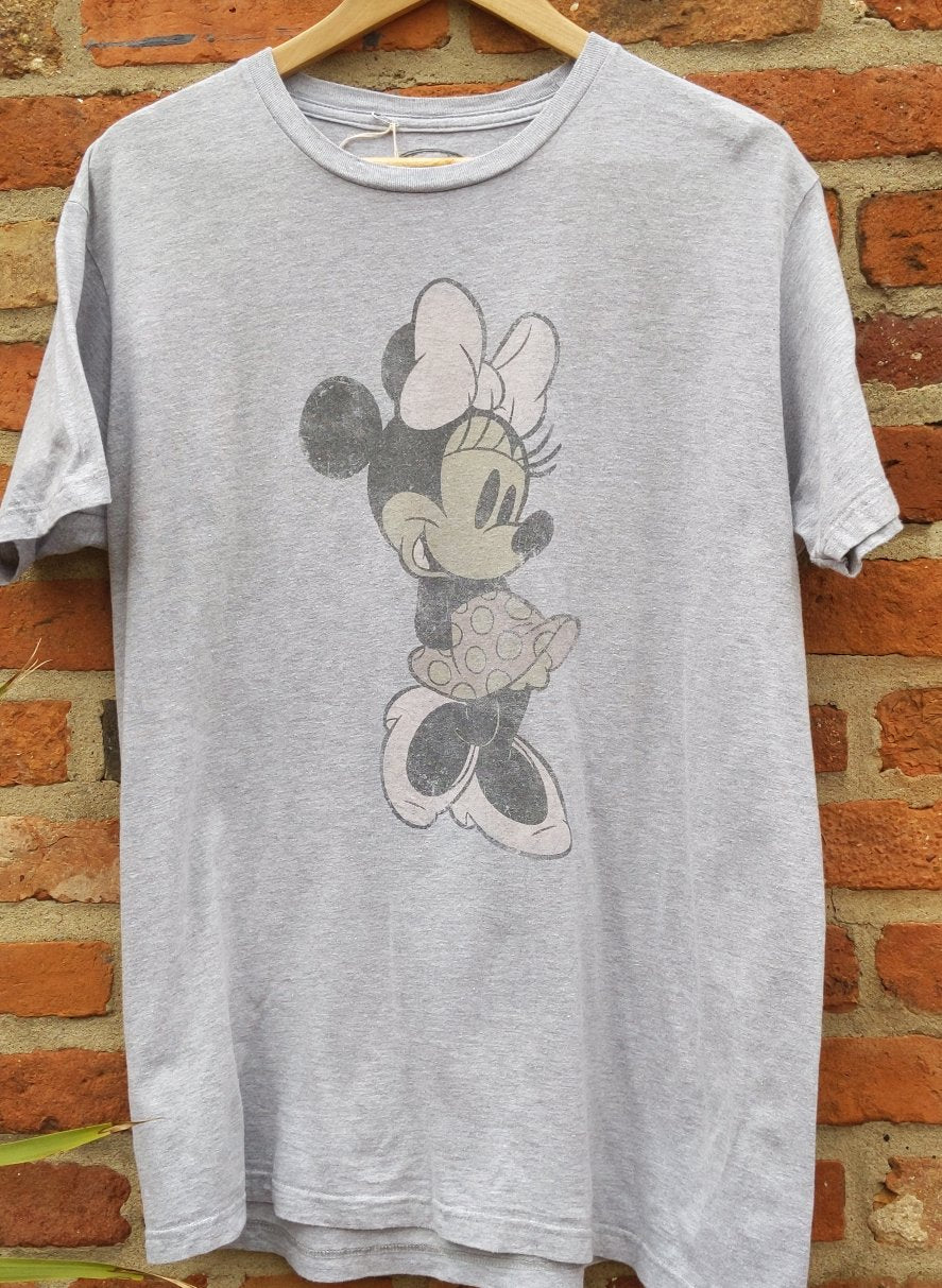 Retro original Disney Minnie mouse t-shirt L