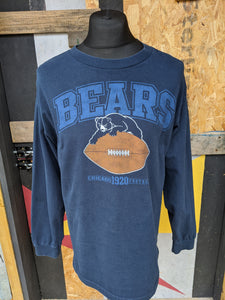 Retro US Bears long sleeve t-shirt L