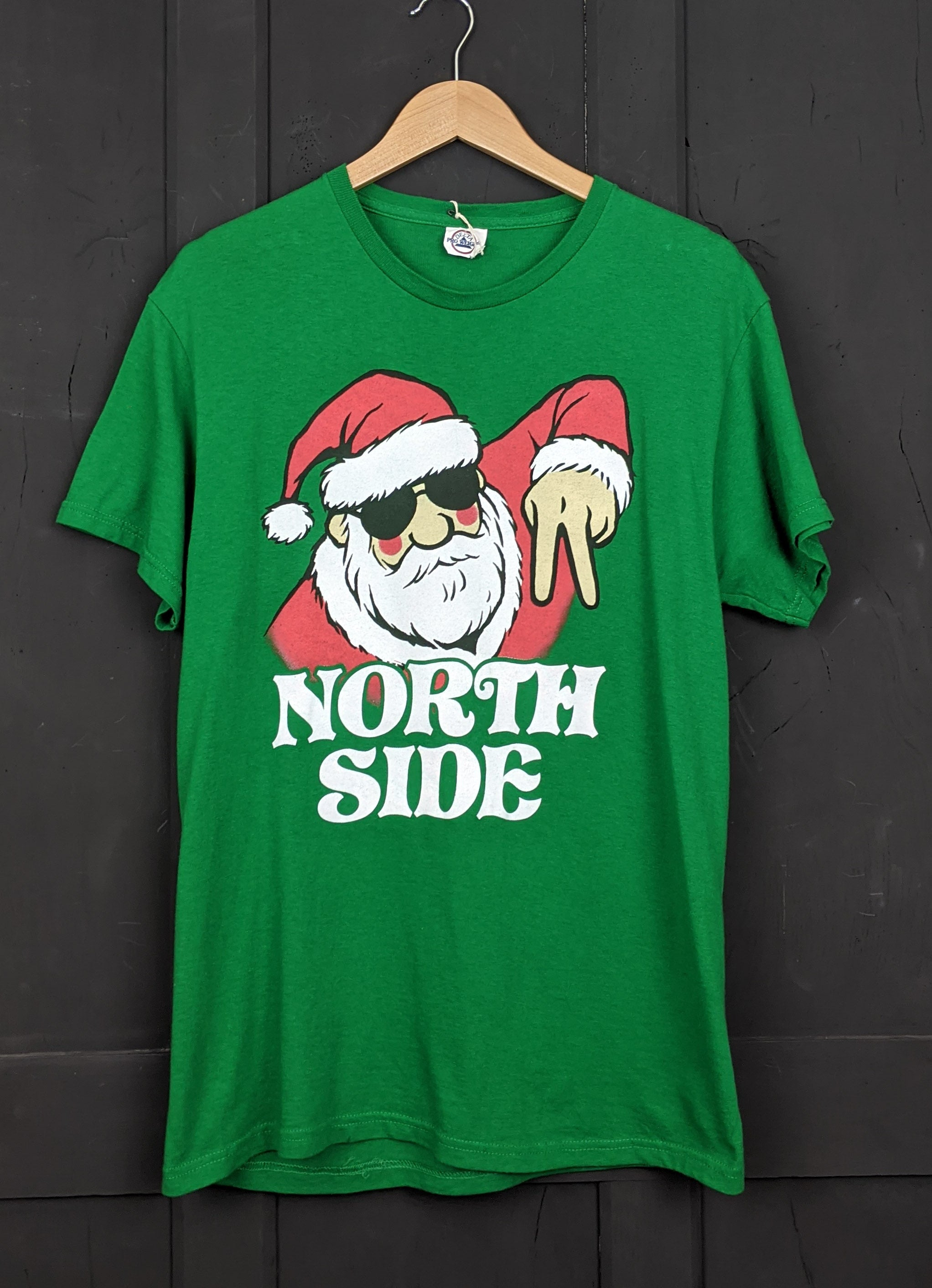 Retro Christmas t-shirt S Item769