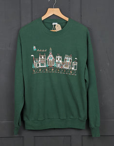 Retro Christmas sweatshirt M Item767